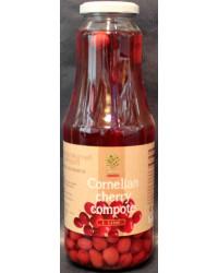 Compote of Cornus mas