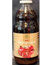 Pomegranate juice 100%