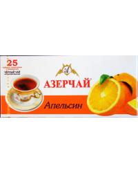 Black tea Azercay with Orange