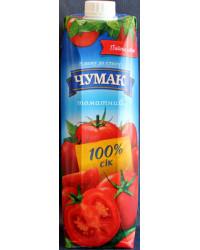 Tomato juice with salt