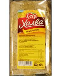 Halva from sunflower seeds