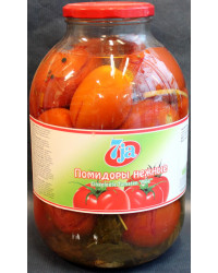 Canned tomatoes mild