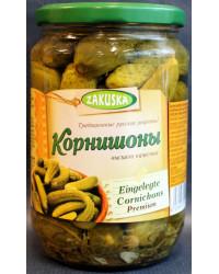 Pickled Cornichons Premium