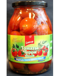 Pickled cherry tomatoes classic