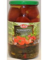 Pickled tomatoes Po chersonski
