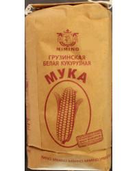 Georgian white corn flour