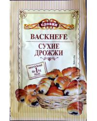Dry baker's yeast