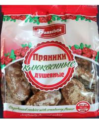 Cranberry Gingerbread
