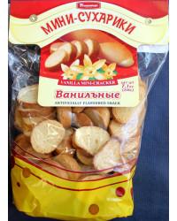 Mini rusks vanilla flavor