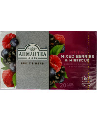 Mixed Berries and Hibiscus