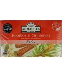 Rooibos and Cinnamon