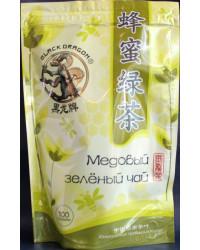 Green honey tea