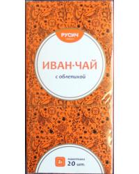 Ivan-Tea with sea buckthorn