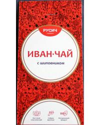 Ivan-Tea with rosehip