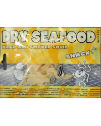 Dried smoked squid